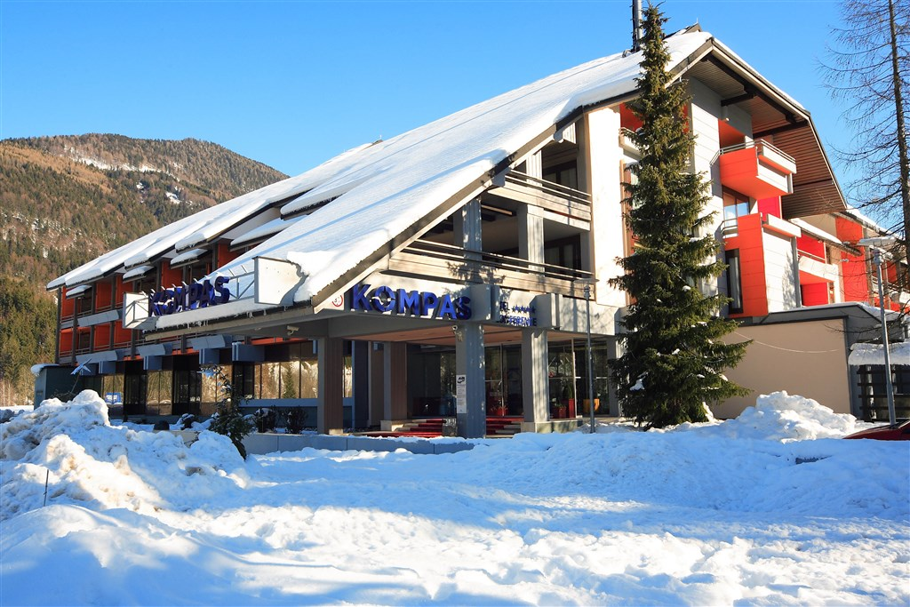 HOTEL KOMPAS - Kranjska Gora