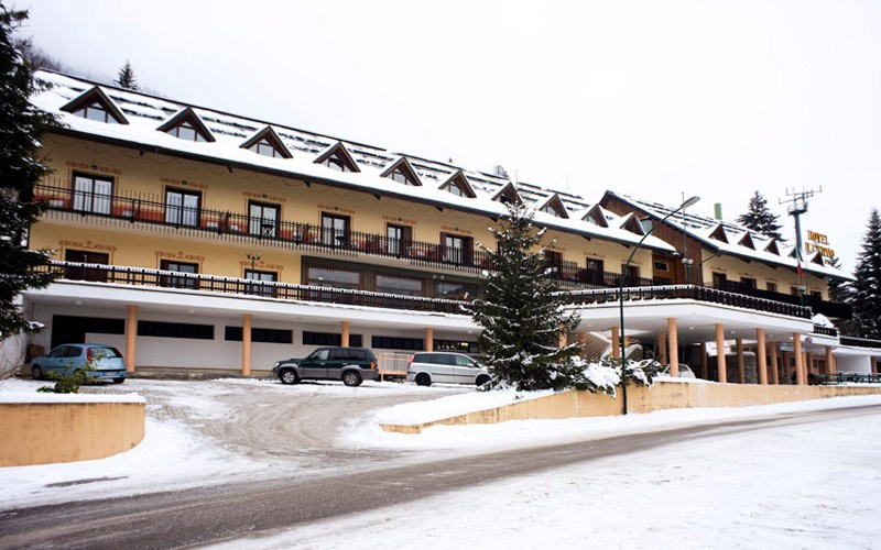 HOTEL IL CERVO -