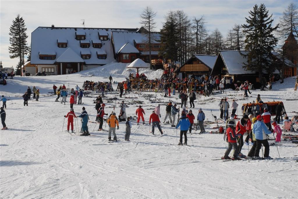 HOTEL KRVAVEC - Krvavec - Kamnicko Savinjské Alpy