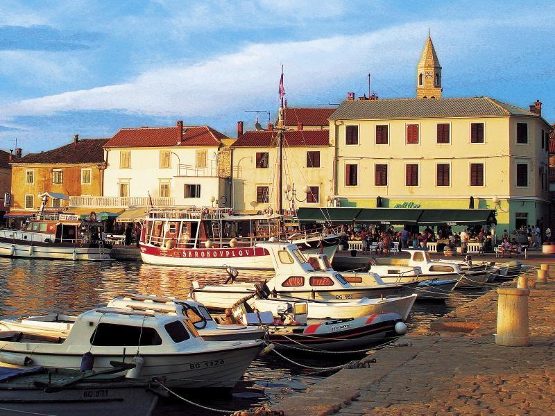 Severní Dalmacie - Biograd na Moru