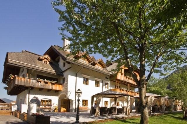 HOTEL EDELHOF - LETNÍ POBYT -