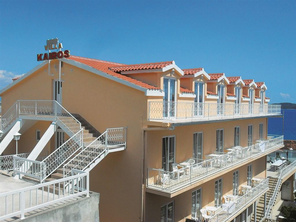 PENSION VILLA KAIROS - Severní Dalmácie - Trogir