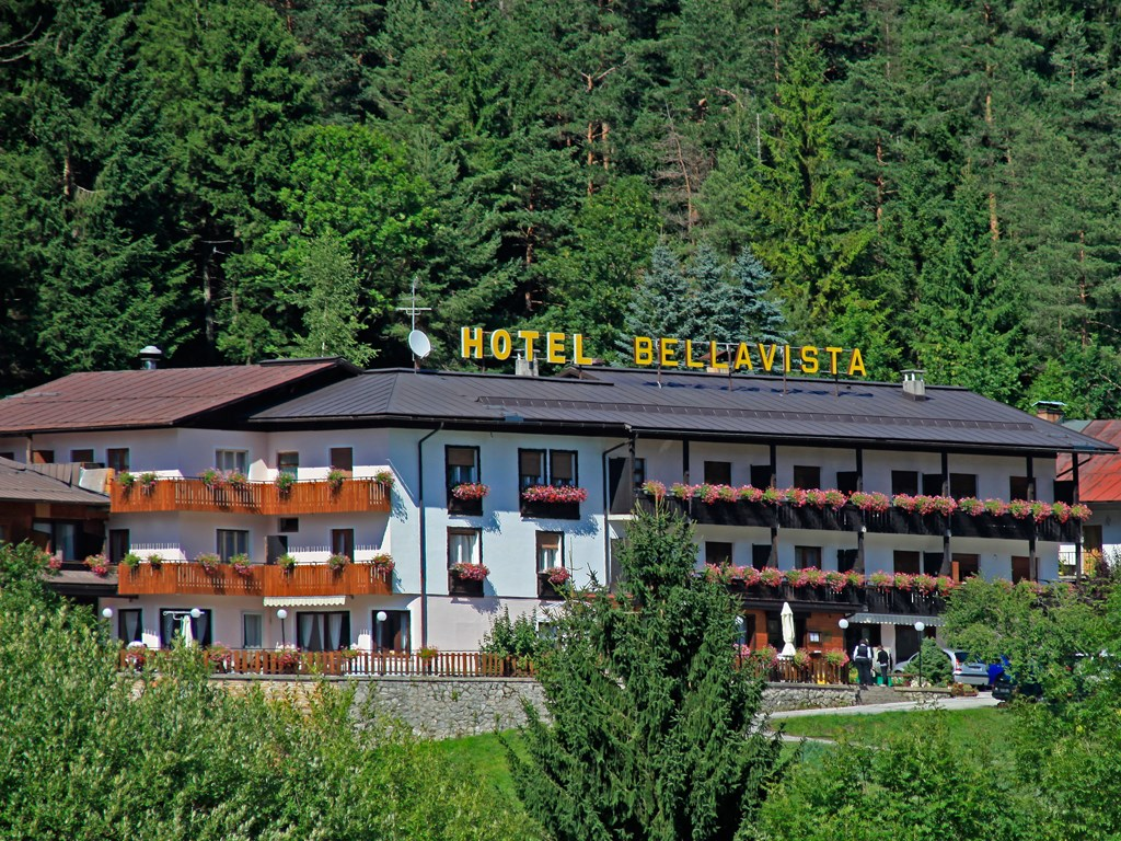 SPORT HOTEL BELLAVISTA - LETNÍ POBYT -