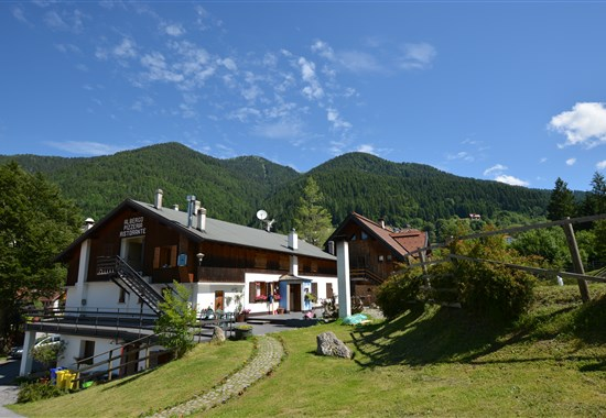 PENZION PACE ALPINA - LETNÍ POBYT - Zoncolan / Ravascletto - letní Alpy