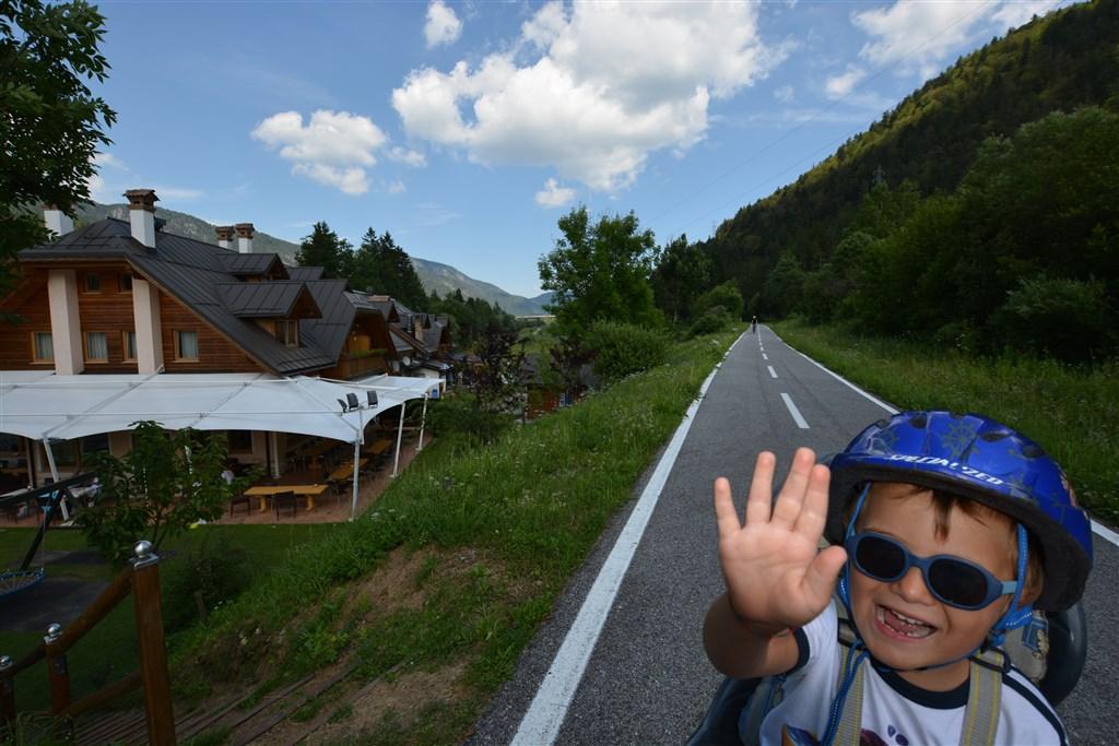 APARTMÁNOVÝ DŮM GIORGIA - LETNÍ POBYT - Tarvisio - letní Alpy