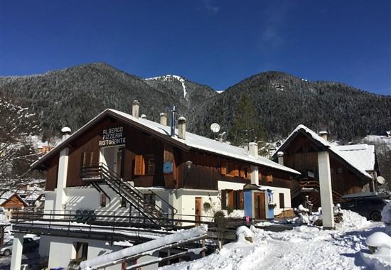 APARTMÁN PACE ALPINA - Ravascletto / Zoncolan