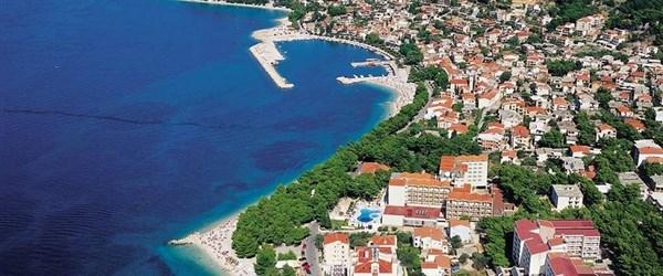 Střední Dalmácie - Baška Voda
