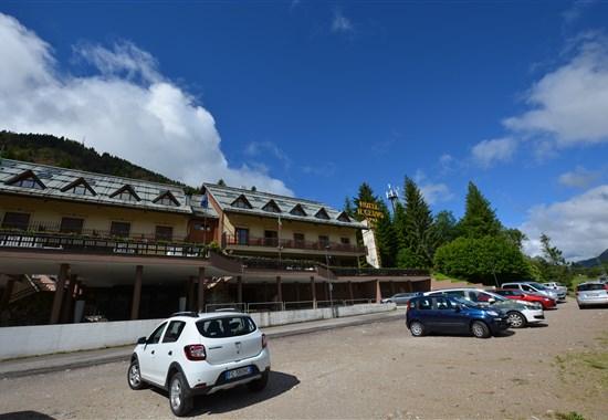 HOTEL IL CERVO - LETNÍ POBYT - Tarvisio - letní Alpy