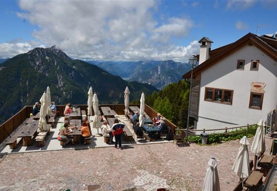 PENSION LUSSARI - Tarvisio - letní Alpy