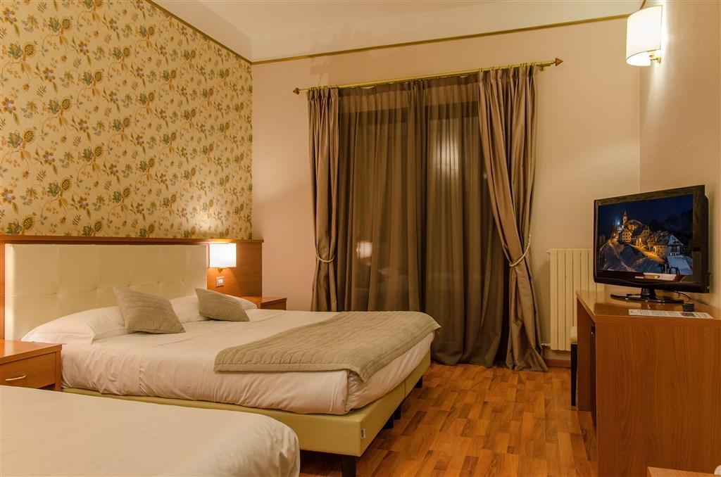 HOTEL IL CERVO - LETNÍ POBYT -