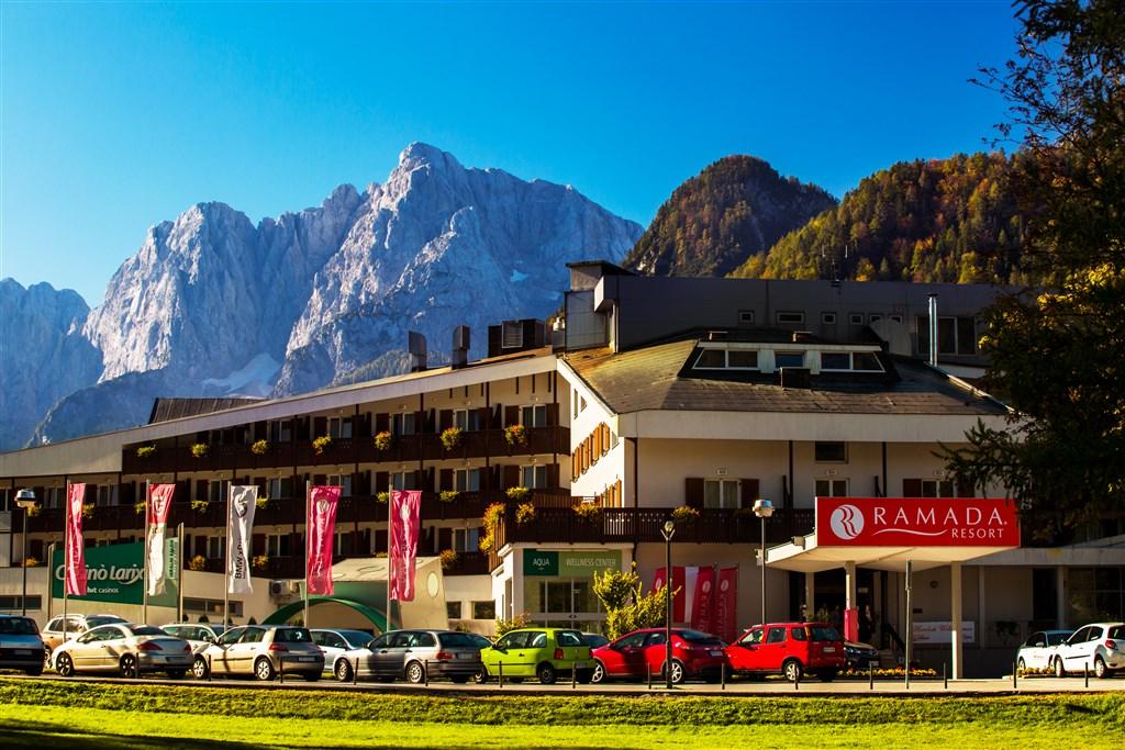 HOTEL RAMADA RESORT (LARIX) -