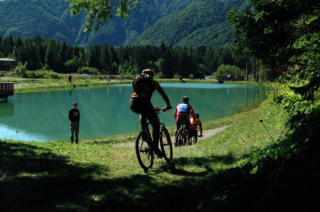 Forni di Sopra - letní Dolomity