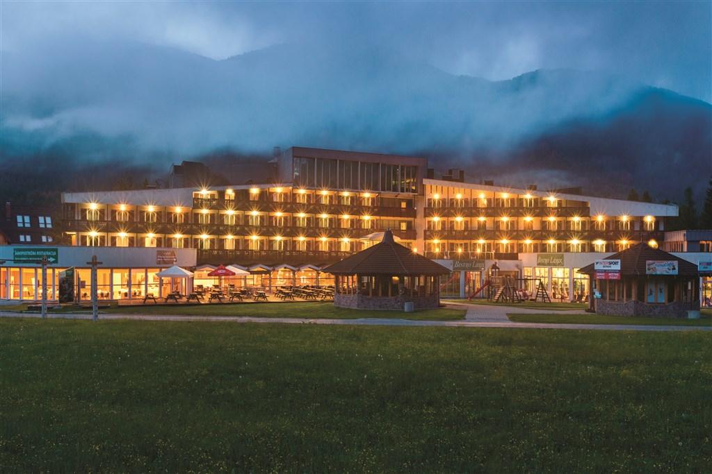 LETNÍ DOBRODRUŽSTVÍ - BALÍČEK HOTEL LARIX (RAMADA RESORT) -