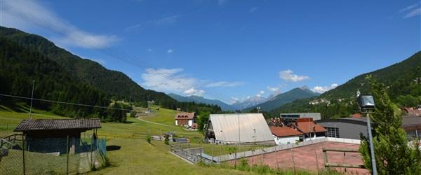 Zoncolan / Ravascletto - letní Alpy