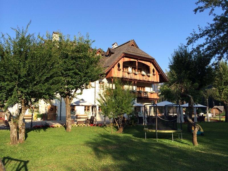 HOTEL EDELHOF - LETNÍ POBYT - Tarvisio - letní Alpy