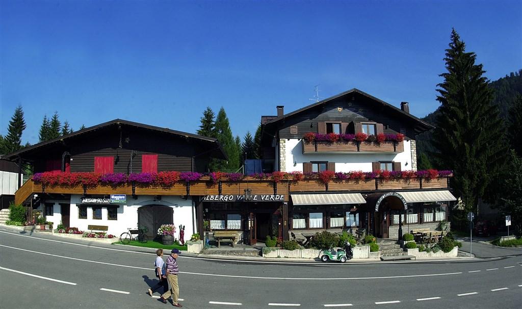 HOTEL VALLE VERDE - LETNÍ POBYT - Tarvisio - letní Alpy