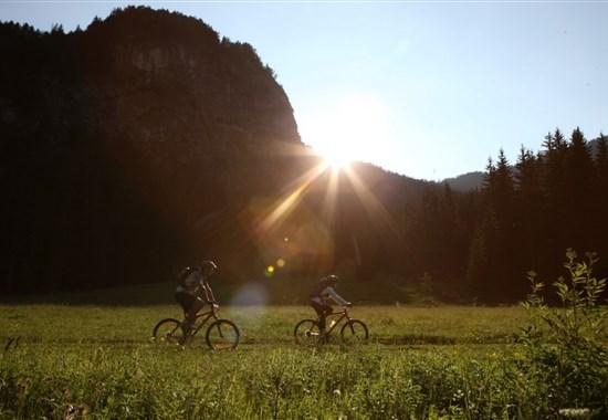 AKTIVNÍ DOVOLENÁ V TARVISIU - Tarvisio - letní Alpy