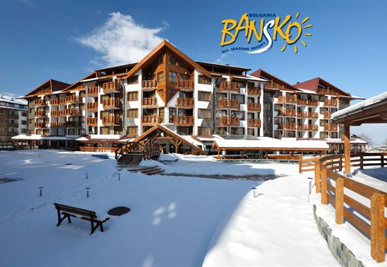 APARTHOTEL BELVEDERE HOLIDAY CLUB - Bansko