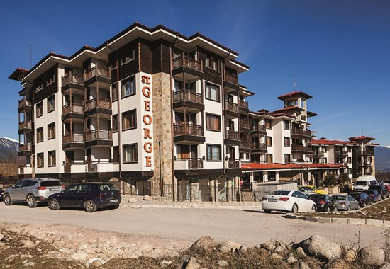 HOTEL ST. GEORGE SKI & HOLIDAY - Bansko