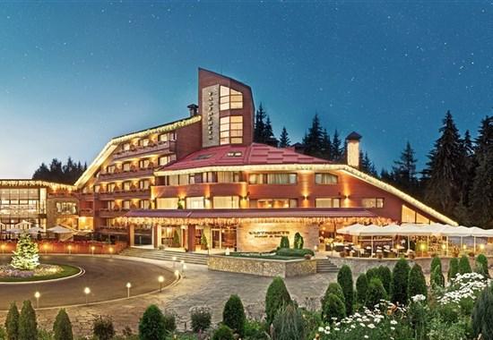 HOTEL & CHALETS YASTREBETS - Borovec