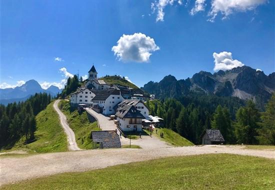 PENSION AL SANTUARIO - letní pobyt - Tarvisio - letní Alpy
