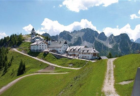 PENZION ALPINO - letní pobyt - Tarvisio - letní Alpy