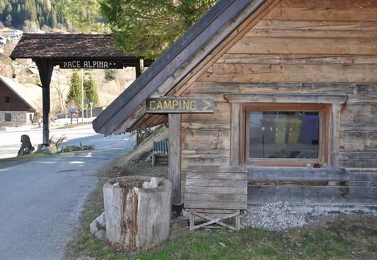 KEMP PACE ALPINA - Zoncolan / Ravascletto - letní Alpy