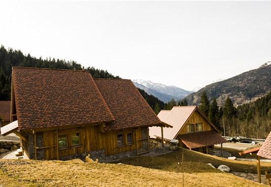 DOLOMITI VILLAGE - letní pobyt - Zoncolan / Ravascletto - letní Alpy